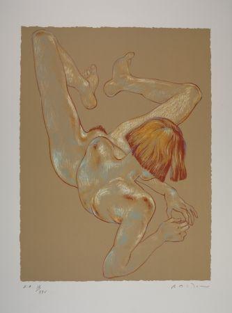 リトグラフ Bastow - Nu  Féminin / Female Nude - 3