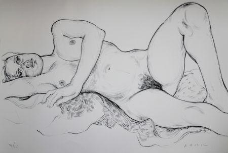 リトグラフ Bastow - Nu  Féminin / Female Nude - 5