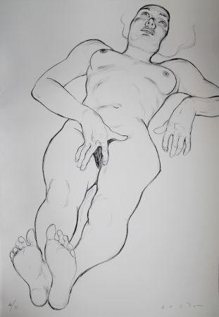 リトグラフ Bastow - Nu  Féminin / Female Nude - 6