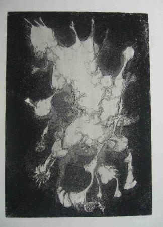 エッチング Gillet - Nymphe des rats