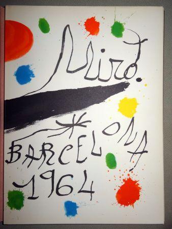 挿絵入り本 Miró - Obra Inèdita recent