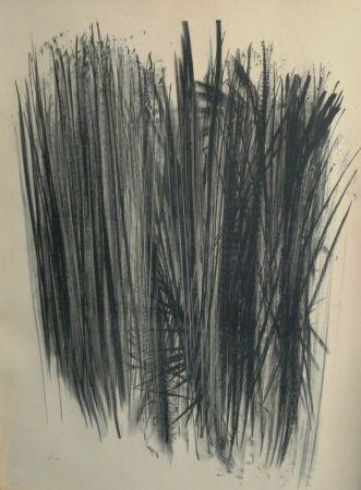 リトグラフ Hartung - Ohne titel