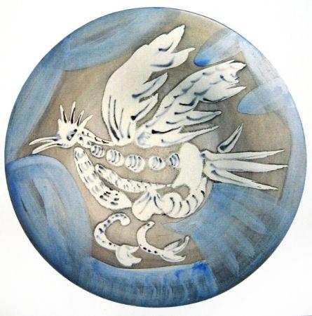 セラミック Picasso - Oiseau 91