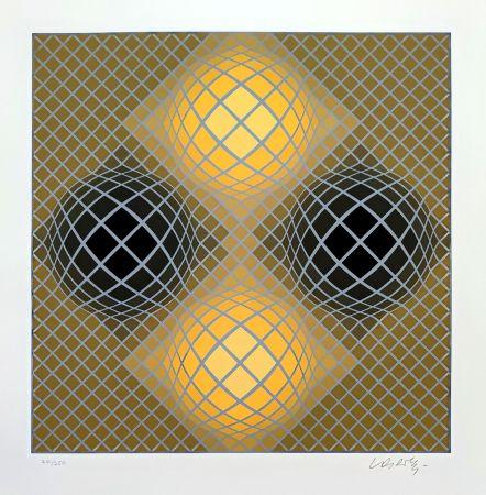 多数の Vasarely - Olla