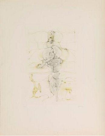 彫版 Bellmer -  Onze heure et demie