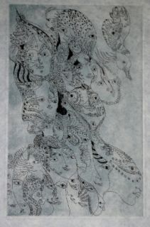 彫版 Zurn - Oracles et spectacles
