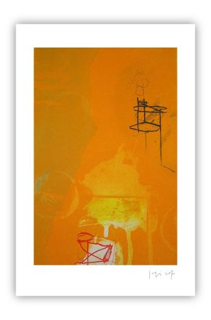 彫版 Capa - Orange (S.A.)