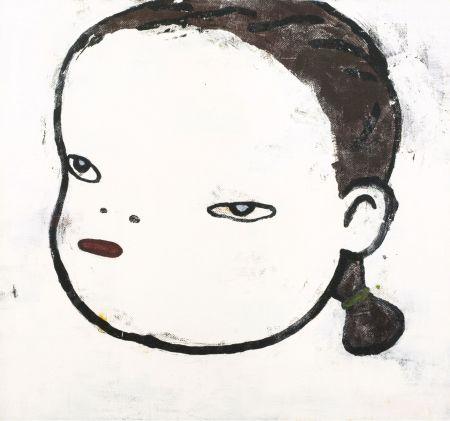 技術的なありません Nara - O.T. by Yoshitomo Nara Original Acrylic
