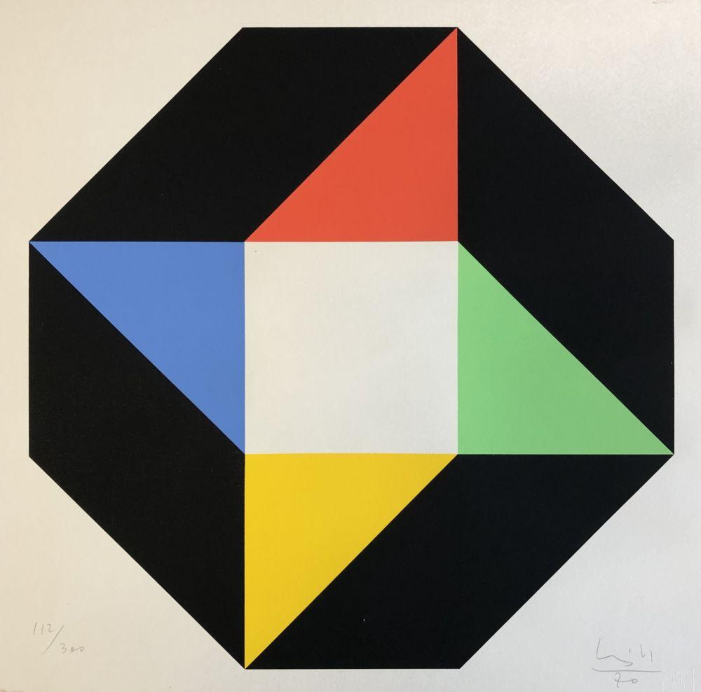 リトグラフ Bill - Ottagono