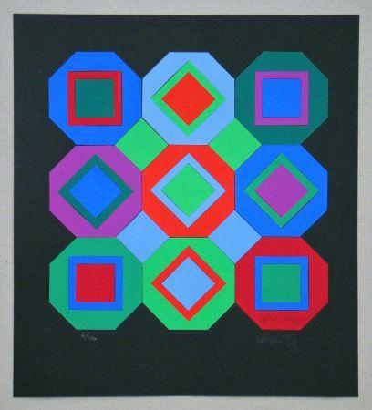 多数の Vasarely - OttO