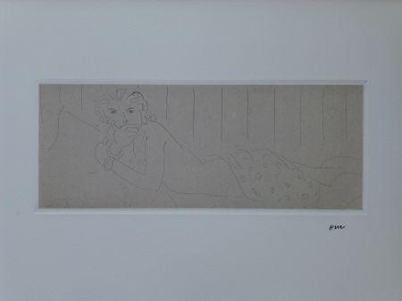 エッチング Matisse - Ouvre gravé volumes I & 2