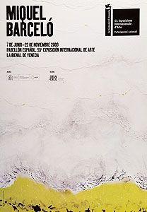 掲示 Barcelo - Pabellon Espanol, Biennale di Venezia