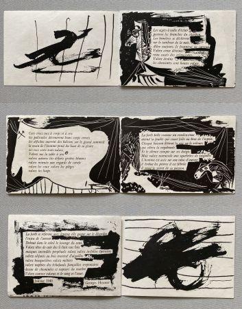 挿絵入り本 Picasso - Pablo Picasso - Georges Hugnet
