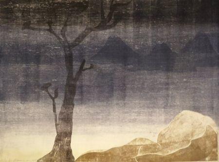 モノタイプ Ikemura - Paisajes con el monte Fuji 15
