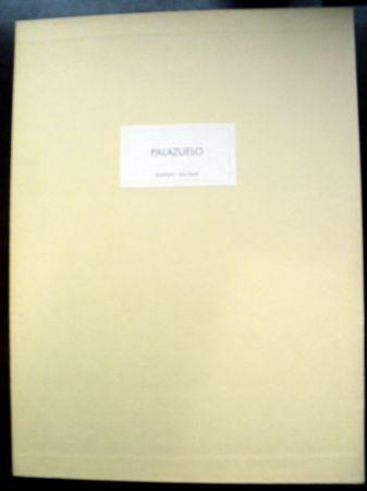 挿絵入り本 Palazuelo - PALAZUELO. DERRIÈRE LE MIROIR N° 184. Mars 1970. Tirage De Luxe SIGNÉ