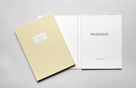 挿絵入り本 Palazuelo - Palazuelo DLM 184 de luxe signé