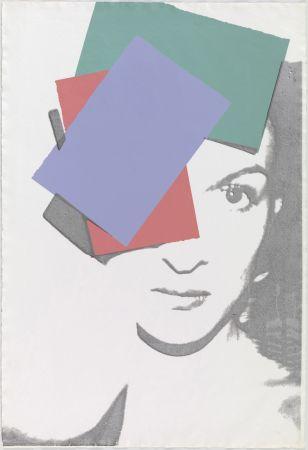 シルクスクリーン Warhol - PALOMA PICASSO FS II.121