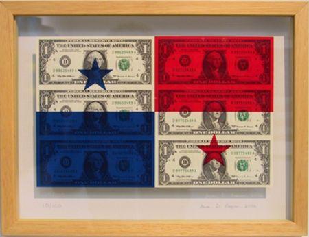 技術的なありません Gagnon - Panama Dollarization Flag