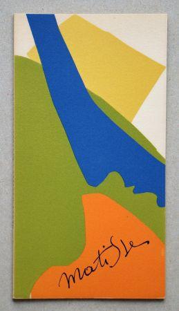 挿絵入り本 Matisse - Papiers Découpés