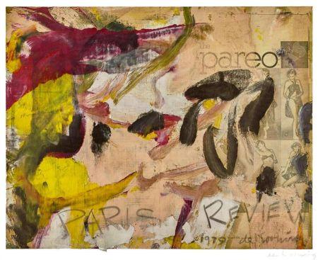 リトグラフ Kooning - Paris Review