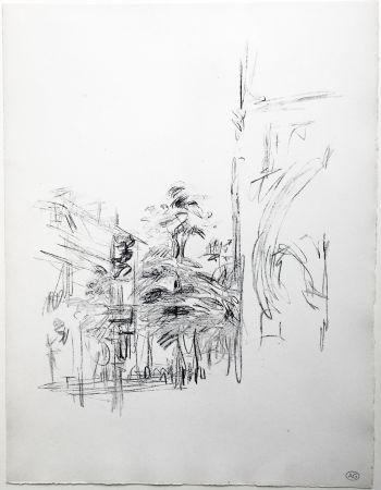 リトグラフ Giacometti - PARIS SANS FIN (de la suite