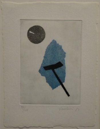 アクチアント Paolucci - 'Passaggio', Werke aus den Jahren 1973 bis 1983