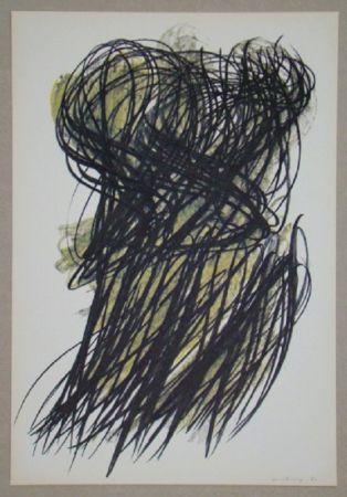 オフセット Hartung - Pastel P. 1960-166
