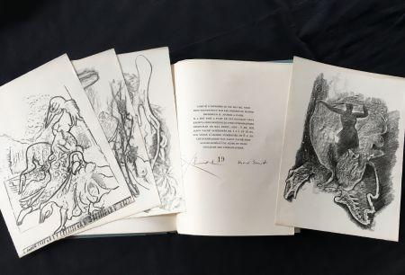 挿絵入り本 Ernst - Paul Éluard : CHANSON COMPLÈTE. Lithographies de Max Ernst (1939)