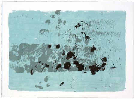 リトグラフ Denning - Paysage III