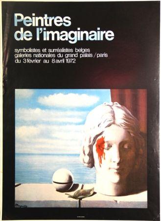 オフセット Magritte - Peintre de L'Imaginaire