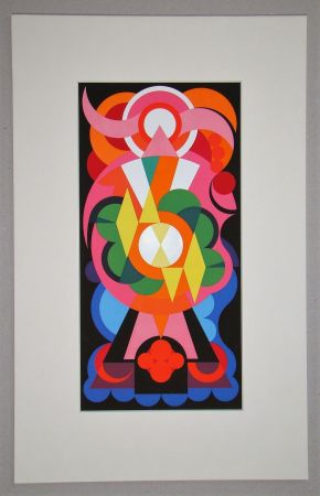 シルクスクリーン Herbin - Peinture - 1938