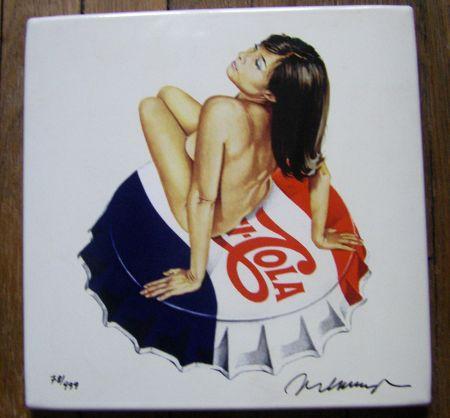 モノタイプ Ramos - Pepsi Girl