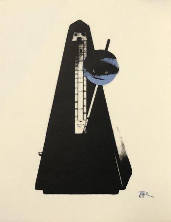 シルクスクリーン Ray - Perpetual Motive