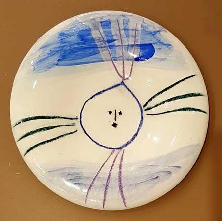 セラミック Picasso - Petit Visage