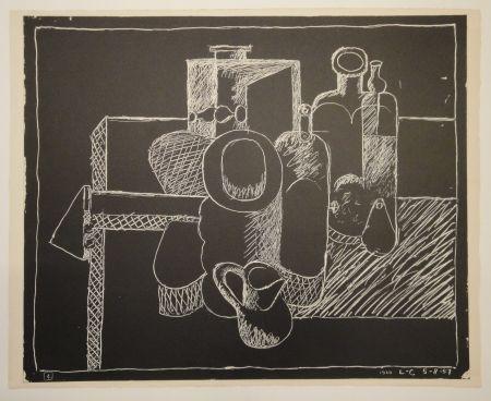 リトグラフ Le Corbusier - Petite