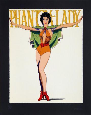 シルクスクリーン Ramos - Phantom Lady