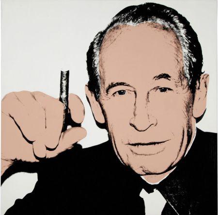 シルクスクリーン Warhol - Philip Rosenthal