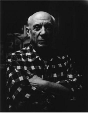 写真 Clergue - Picasso