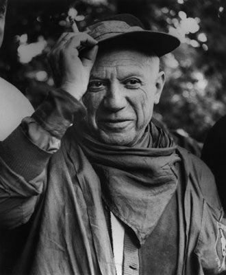 写真 Clergue - Picasso À La Féria De Nîmes