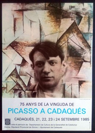 掲示 Picasso - PICASSO A CADAQUÉS - 1985