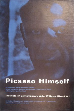 掲示 Picasso - Picasso Himself