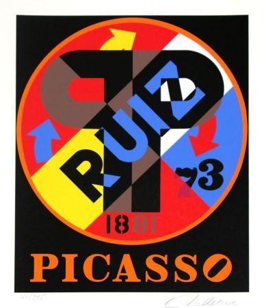 多数の Indiana - Picasso Ruiz
