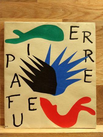 挿絵入り本 Matisse - Pierre a feu