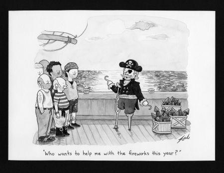 技術的なありません Toro - Pirate Fireworks