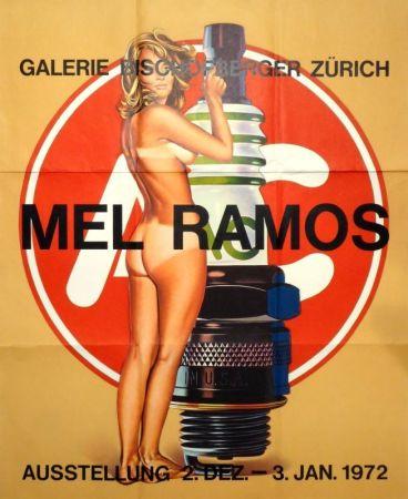 オフセット Ramos - Plakat Galerie Bischofberger