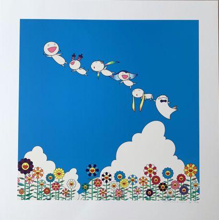 リトグラフ Murakami - Planet 66 : Summer Vacation