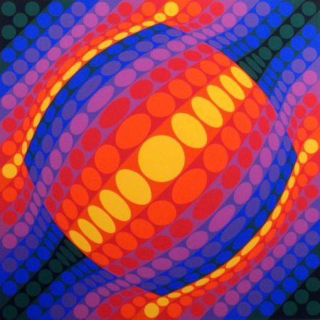 多数の Vasarely - Planeta