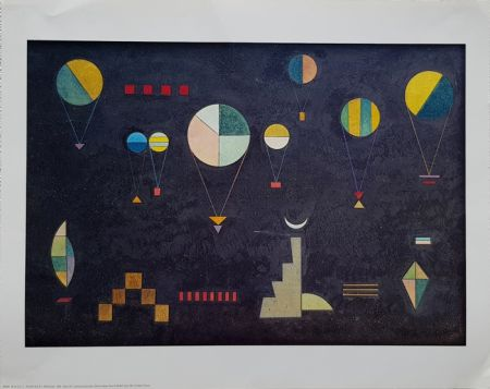 オフセット Kandinsky - Plat Profond