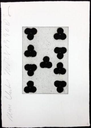 アクチアント Sultan - Playing Cards (Nine of Clubs)