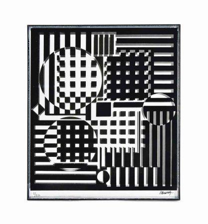 多数の Vasarely - Pleionne